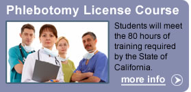 Phlebotomy License Course